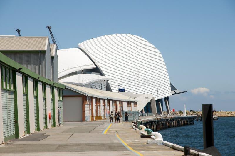Westliches australisches Seemuseum - Fremantle - Australien lizenzfreie stockfotos
