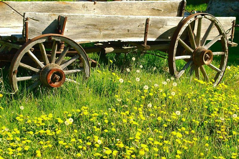 Westliches Land stockfoto