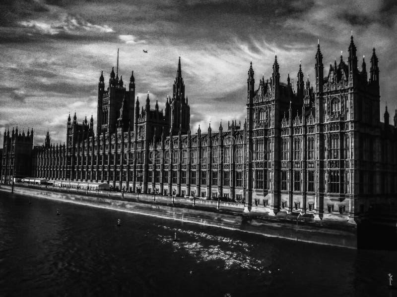 Westminister, Лондон стоковые фотографии rf