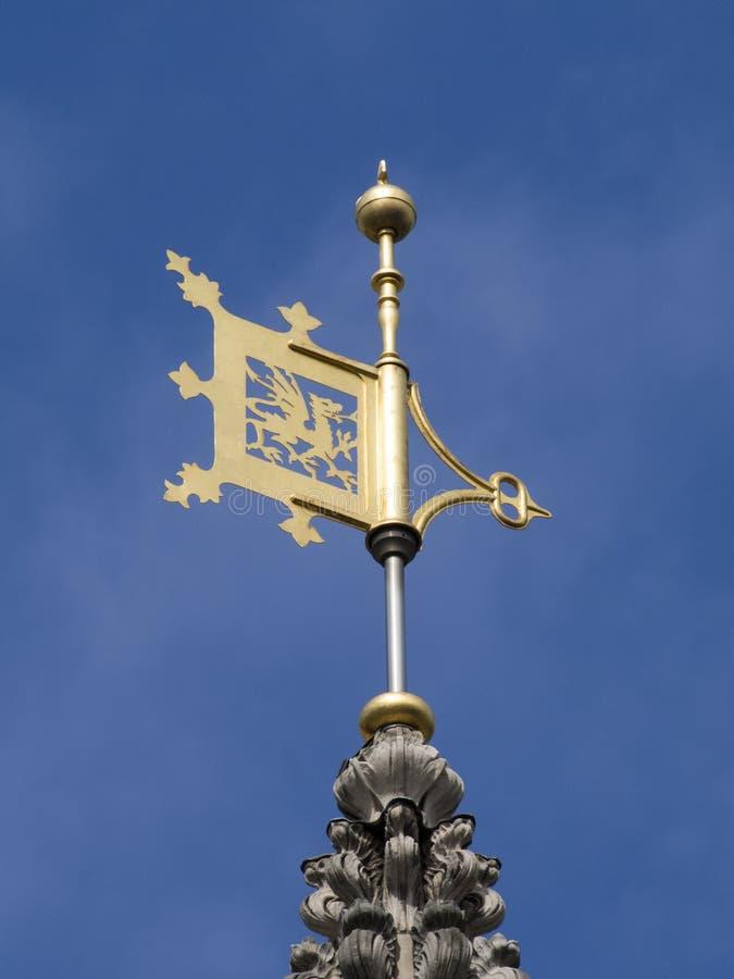 Westminister pałac architektury szczegół obrazy royalty free