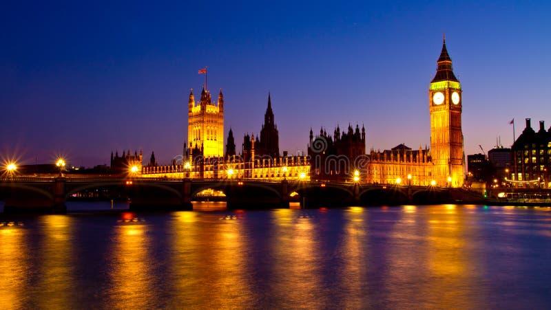 Westminster imagem de stock