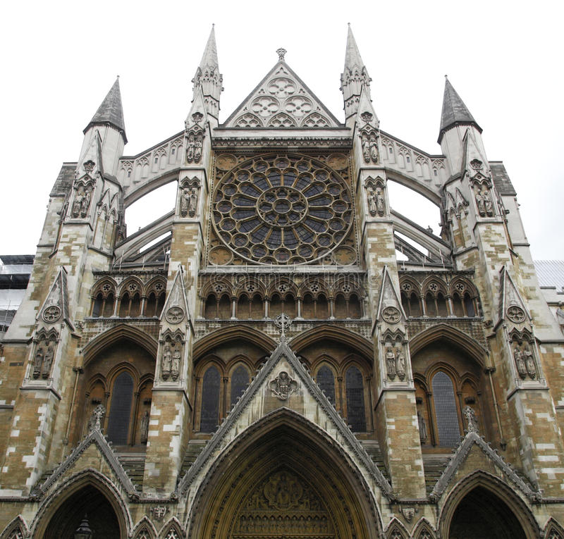 Westminster Abbey royalty free stock photos
