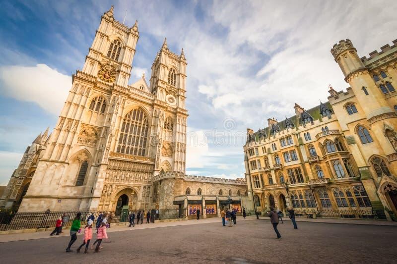 Westminster abbey royaltyfria bilder
