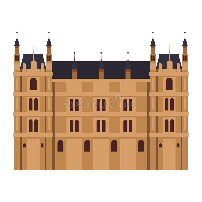 Westminster Abbey Icon libre illustration