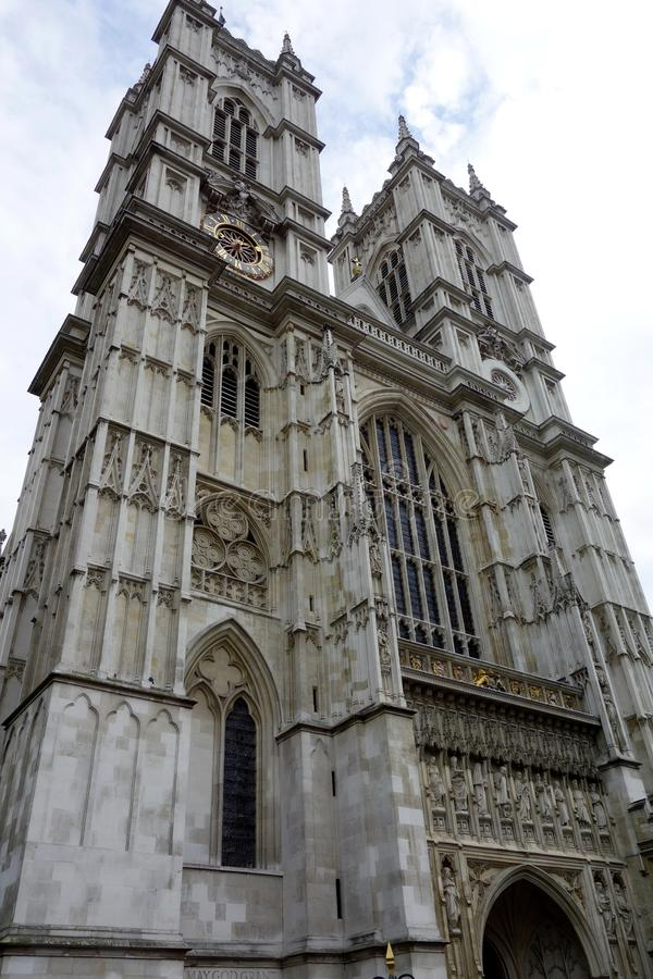 Download Westminster Abbey. stock photo. Image of towering, detailed - 36358386
