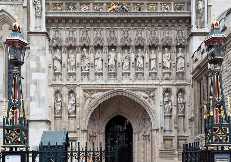 Download Westminster Abbey London Stock Image - Image: 21709841