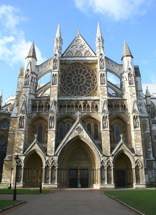 Free Westminster Abbey, London Stock Photo - 805730