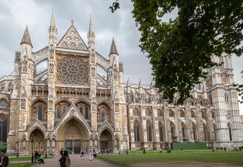 Westminster Abbey London England image libre de droits