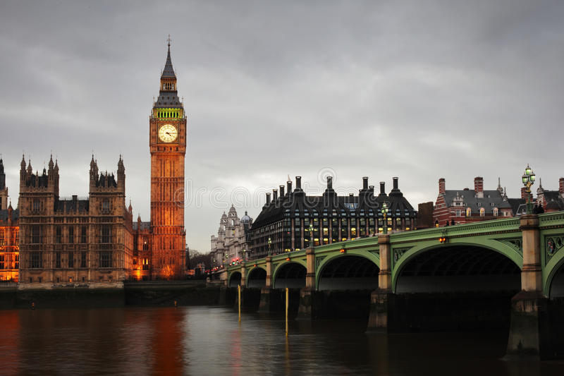 Download Westminster bridge stock photo. Image of capital, lord - 23070572