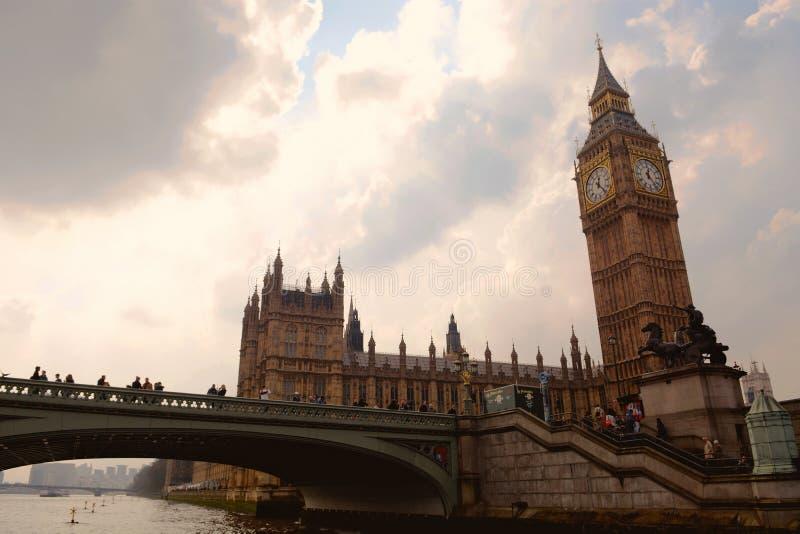 Westminster bro arkivfoto
