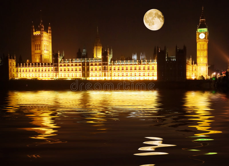 Download Westminster - Houses Of Parliament Stock Image - Image: 4141927