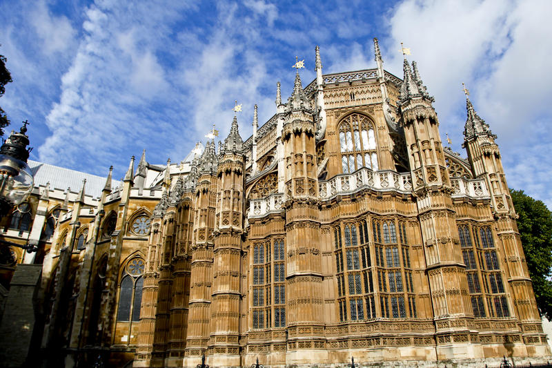 Download Westminster Lady Chapel stock image. Image of britain - 22239909