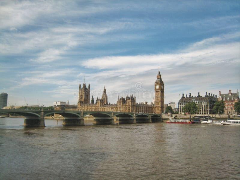 Westminster pałacu zdjęcia royalty free