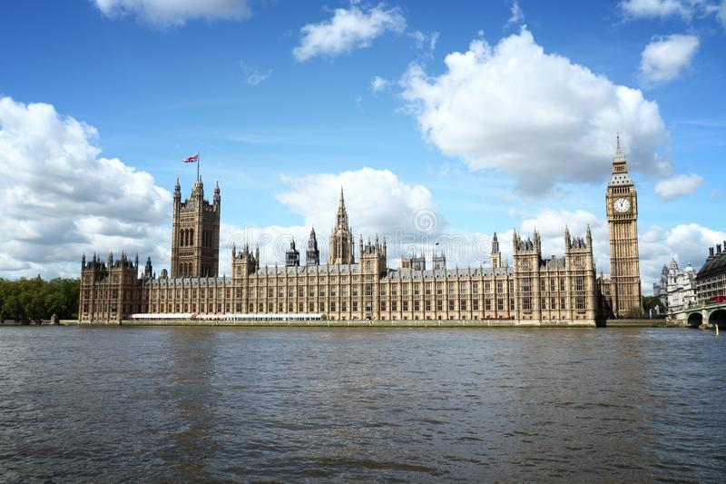 Westminster pałacu zdjęcie royalty free