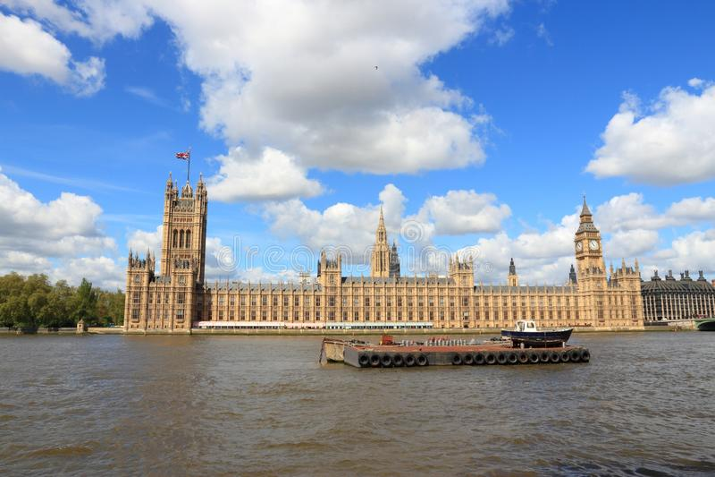 Westminster pa?acu fotografia royalty free