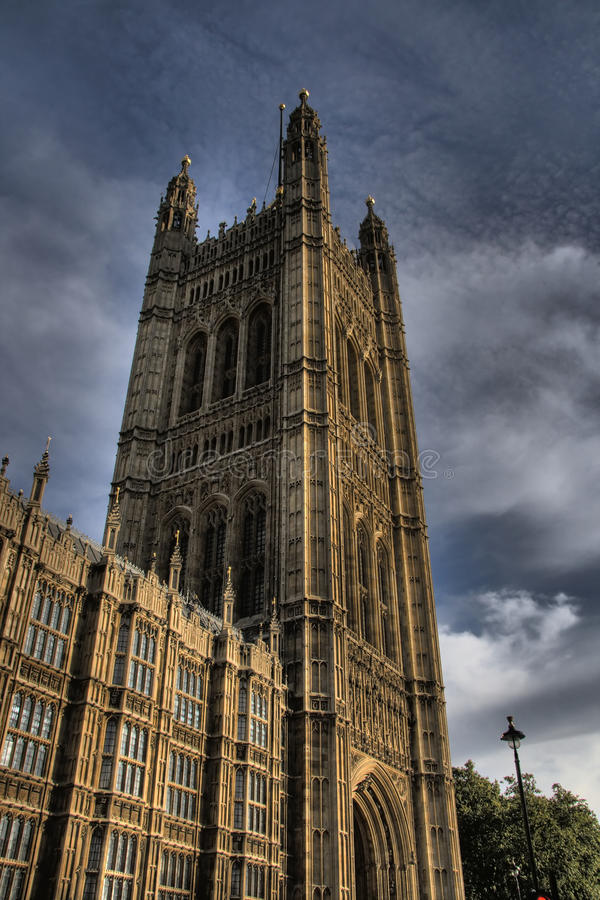 Download Westminster Palace, London UK Stock Image - Image of house, stormy: 11125407