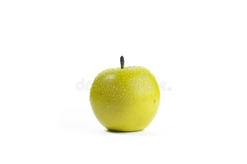 Download Wet apple stock photo. Image of fresh, expressing, isolated - 28929354