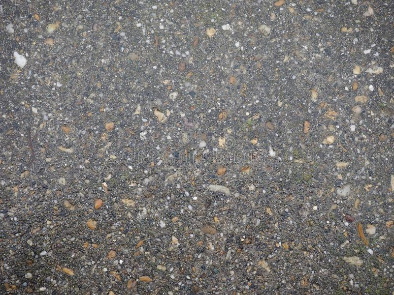 wet black tarmac texture background stock images