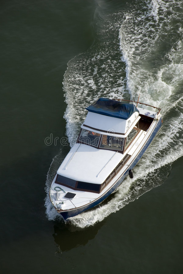 Download Wet Boat stock photo. Image of leisure, aerial, harbor - 4534514