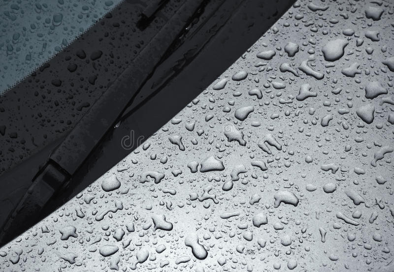 Download Wet car stock image. Image of washed, vision, water, automobile - 25942435