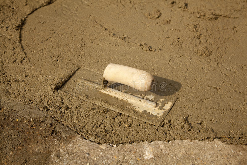 Download Wet Cement Stock Images - Image: 25849344