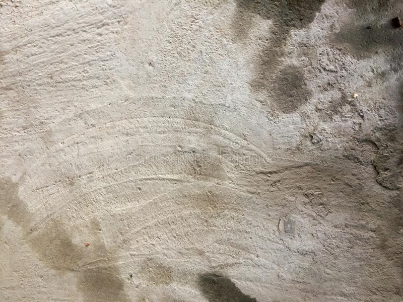 wet cement in places water spots. Backdrop background wallpaper stock images