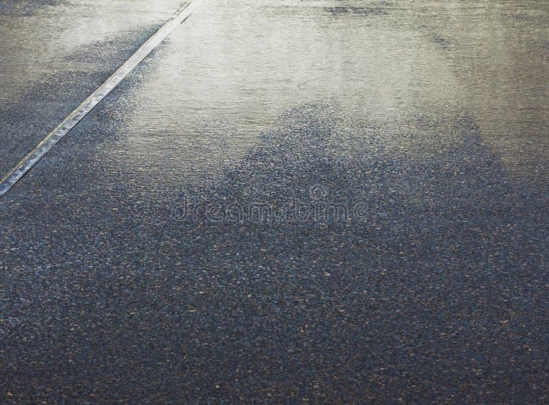 Download Wet concrete stock photo. Image of gritty, quiet, stones - 16398374