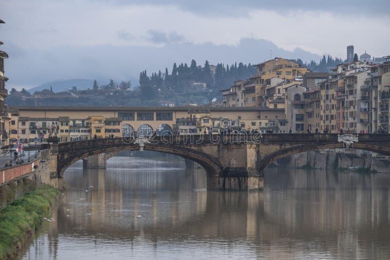 Wet Florence stock photos