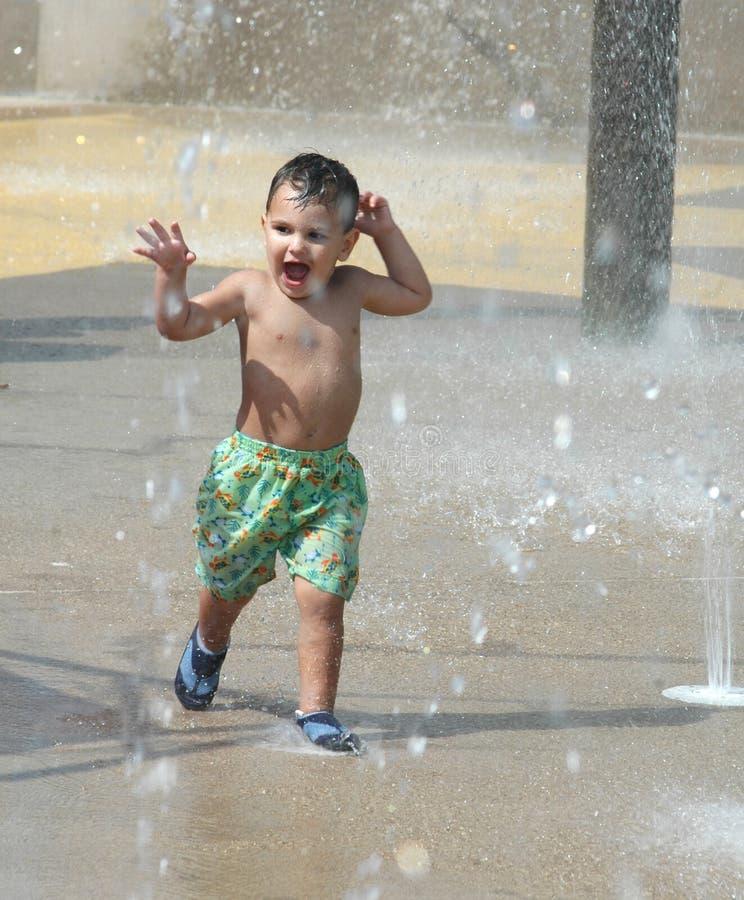Wet Fun stock photos
