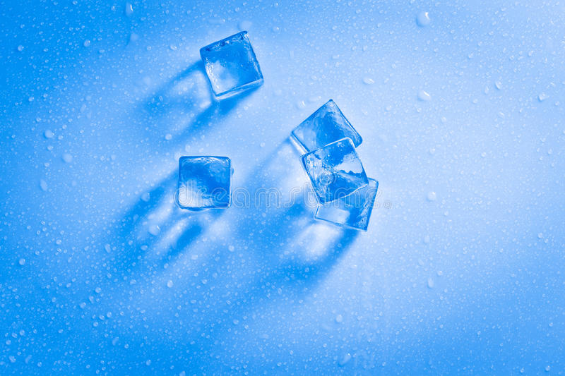 Download Wet Ice Cubes Royalty Free Stock Photography - Image: 22485877