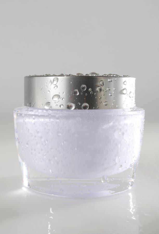 Wet moisturizer royalty free stock photography