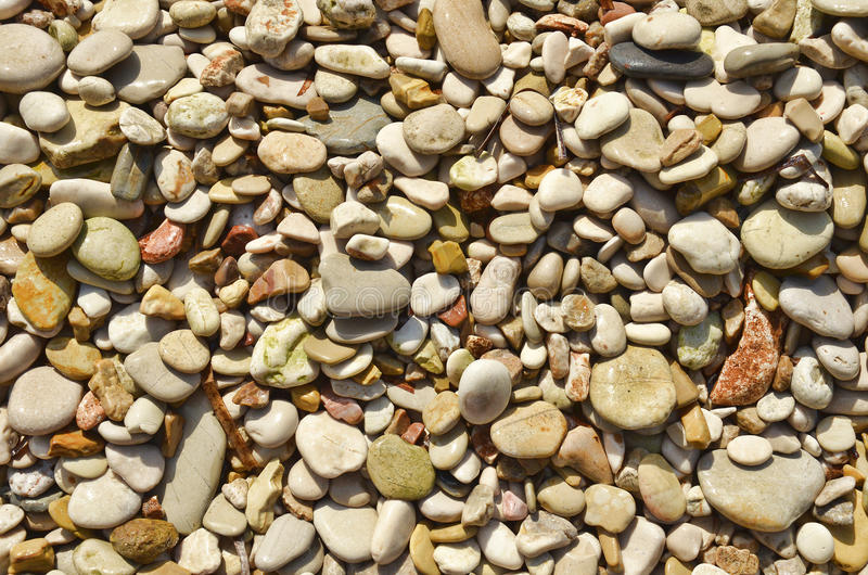Download Wet pebbles background stock image. Image of pile, rocky - 32078713