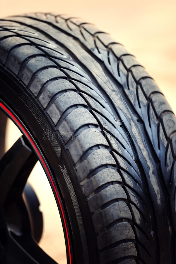Download Wet Sports Rims And Tires With Sun In The Back Stock Photo   Image  Of
