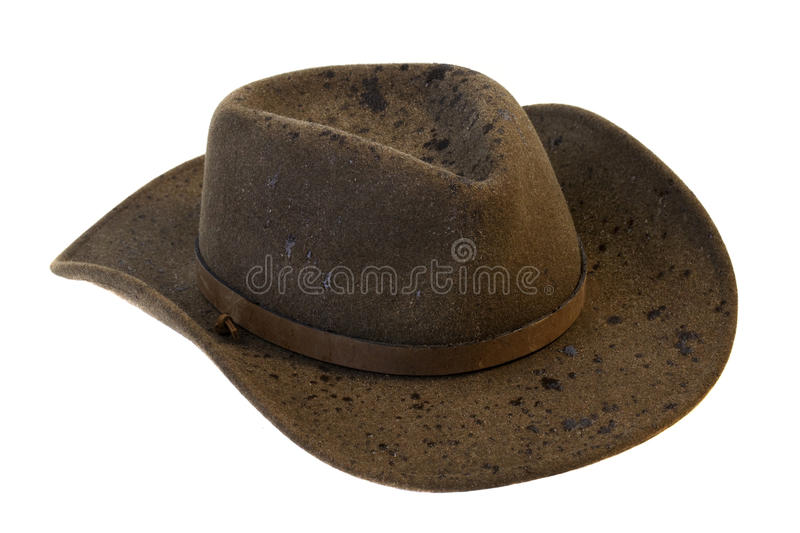 Download Wet Wool Felt Cowboy Hat Royalty Free Stock Photo - Image: 13014115