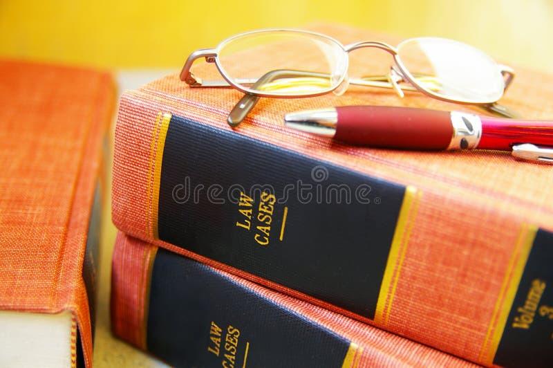 Wetboeken stock afbeeldingen