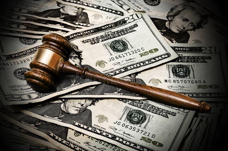 Wettelijk - Misdrijf stock foto's