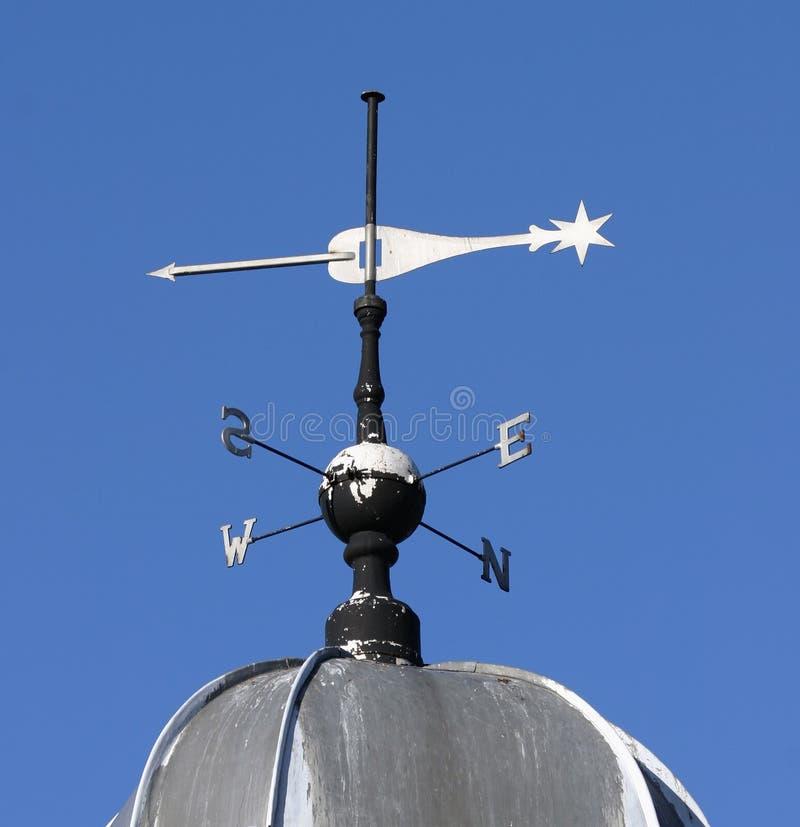 Wetter-Vorflügel stockfotos