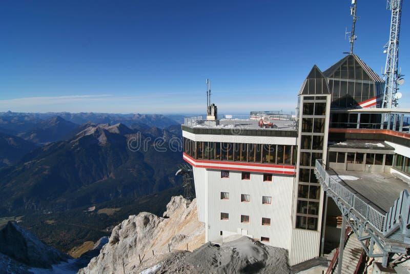 Wetterstation Zugspitze