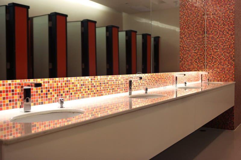 wewnętrzna toaleta obrazy royalty free