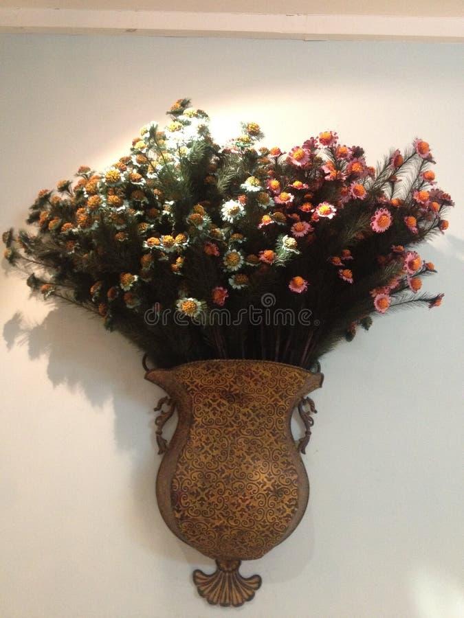 Wewnętrznej dekoraci fotografia, obraz, życie, etc, wciąż, piękne kwiaty fotografia royalty free