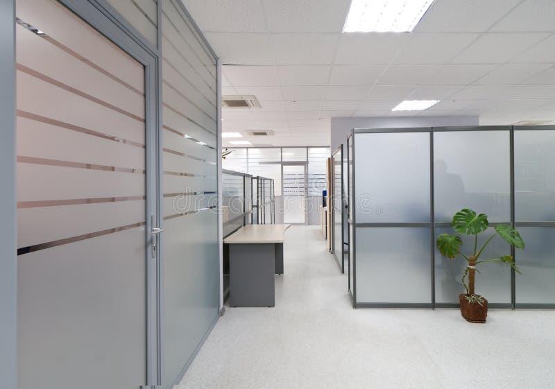 wewnętrzny nowożytny biuro zdjęcie stock