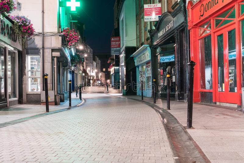 Wexford, cittadina Irlanda fotografia stock