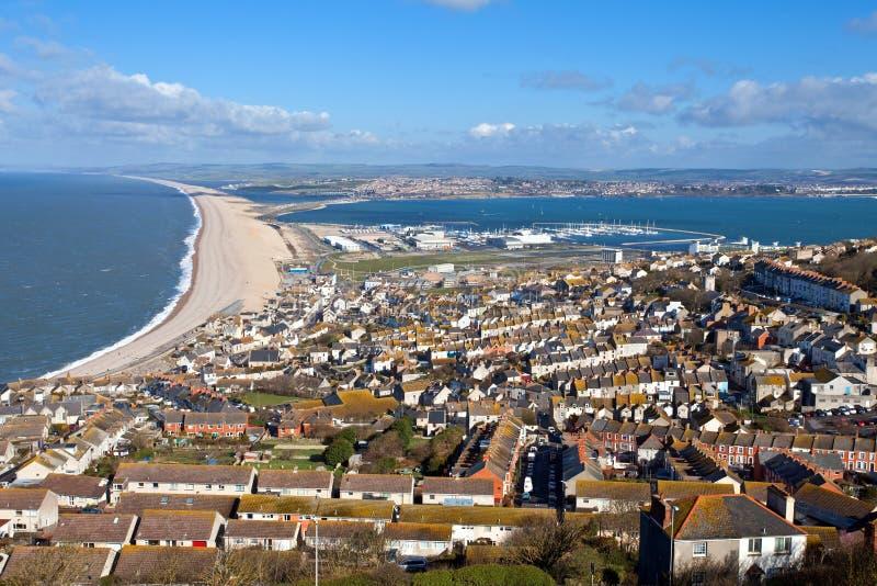 Weymouth Dorset Angleterre image stock