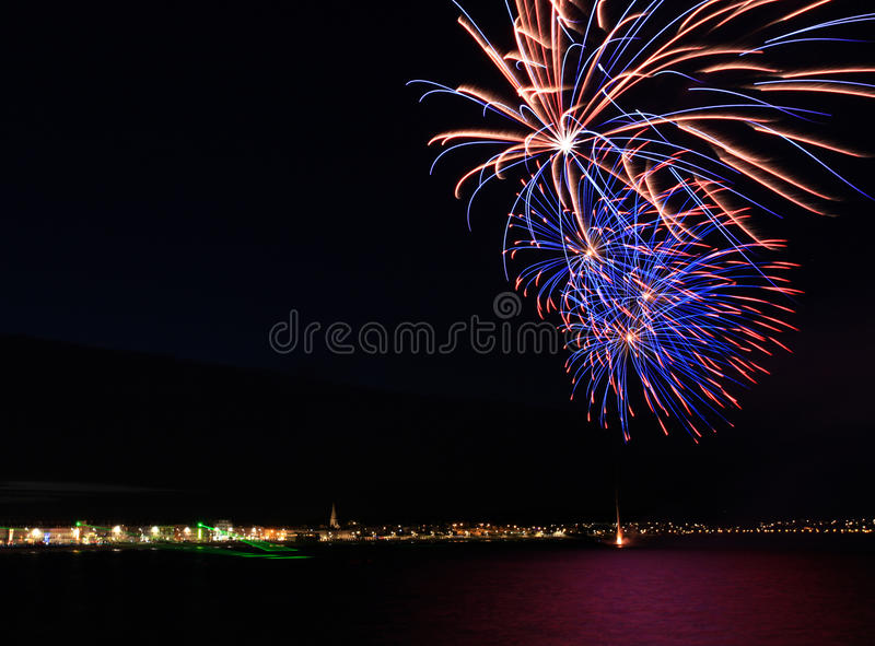 Download Weymouth Seafront Celebrations Stock Image - Image: 25903061