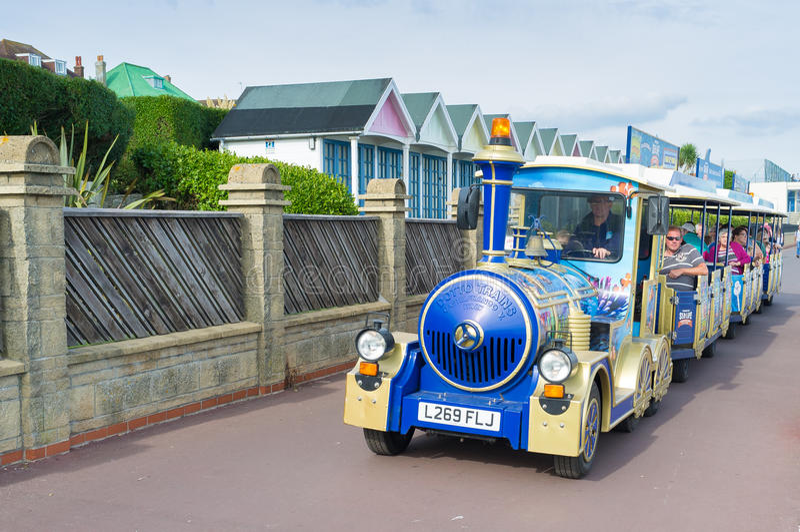 Weymouth (Train) royalty free stock photo