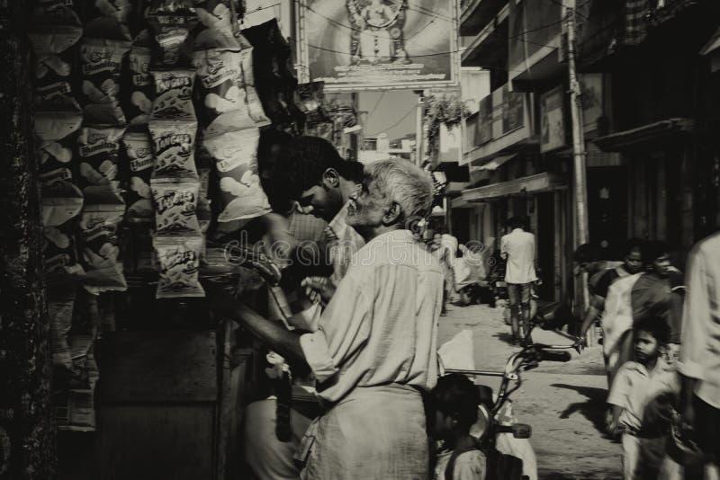Wezenlijk India stock afbeeldingen