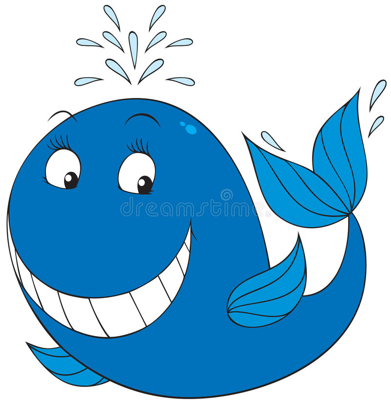 Free Whale Royalty Free Stock Image - 15751986