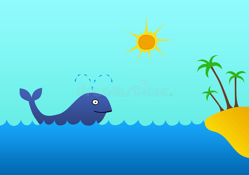Download Whale stock photo. Image of tree, mammal, sand, water - 22973176