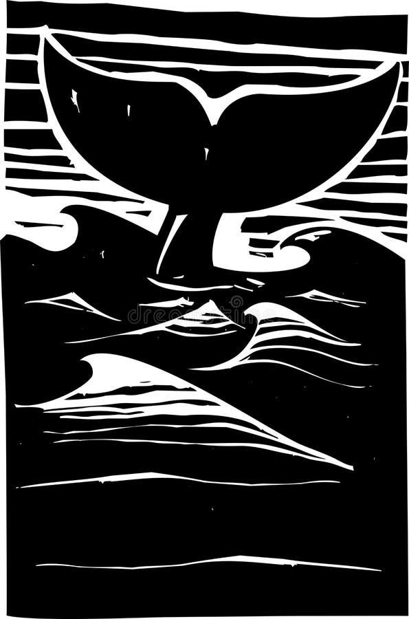 Free Whale Fluke Stock Image - 27463861
