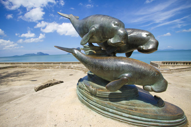 Download Whale monument stock photo. Image of ocean, statue, nature - 26440724